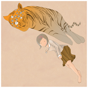 MH-041 Her Space Holiday - Sleepy Tigers
